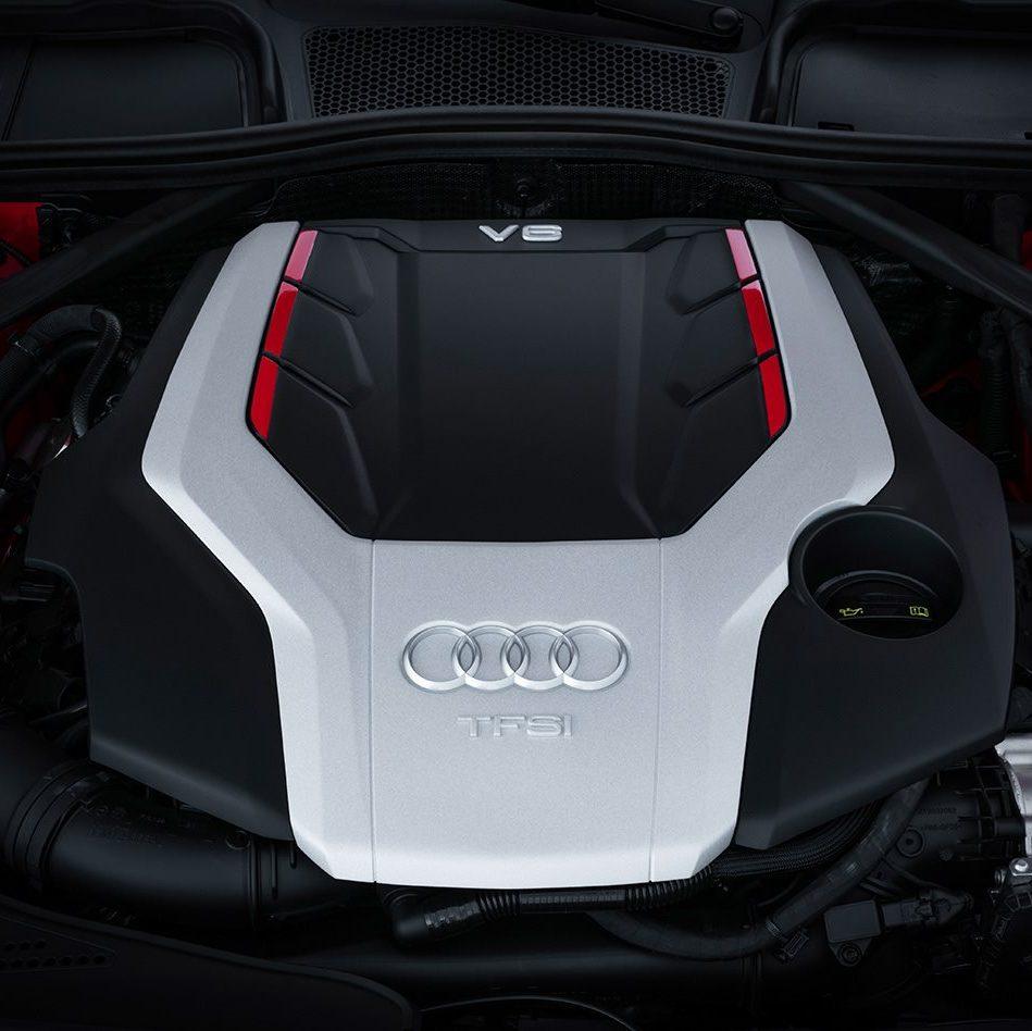 Audi-TFSI-V6-Engine
